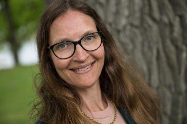 Ann Henriksson, VD för LRF Media.