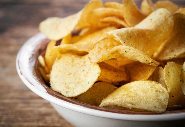Chips är åh så gott, men det kommer med ett pris.