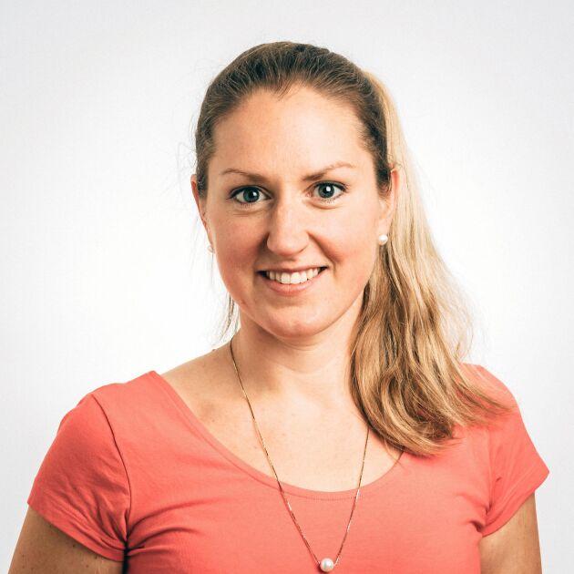 Lotten Wahlund, projektledare RISE.