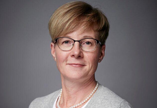 Cecilia Hedman, chefsjurist Skogsstyrelsen.