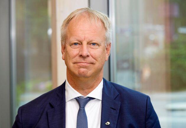 Per Lindahl, styrelseordförande Lantmännen.