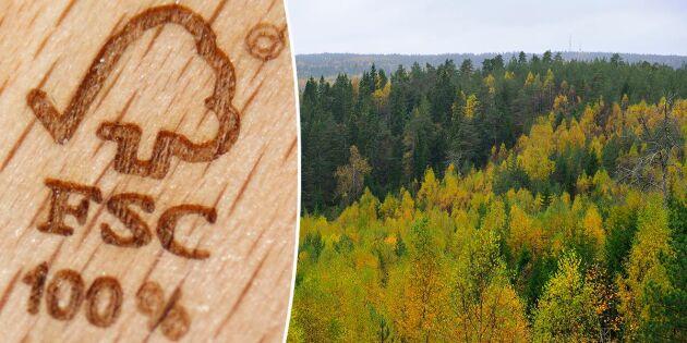 Nya krav kan få skogsägare att hoppa av FSC
