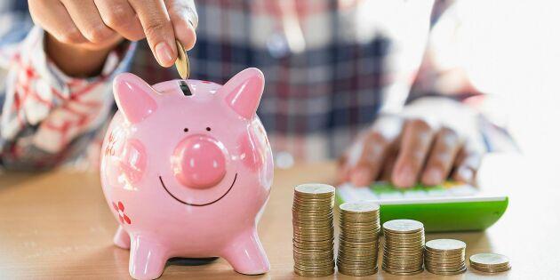 Så sparar du pengar i fattiga januari – 7 enkla och smarta tips!