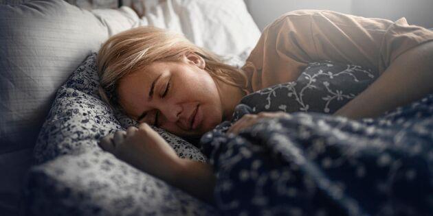 7 myter om din sömn – detta är sant och falskt
