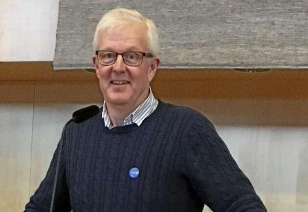 Alf Johansson, ordförande i Arla Foods valberedning.