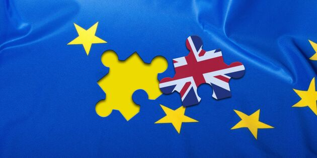 Oviss framtid för bönder när britterna lämnar EU