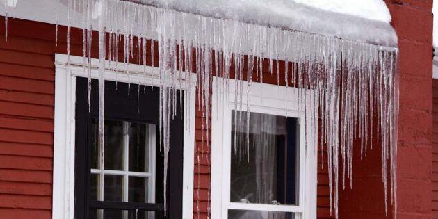 Förbered huset inför vintern – 14 tips