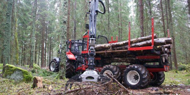Lantmännen Maskin öppnar nytt skogscenter i Värnamo