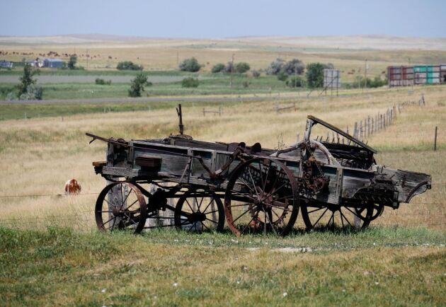 Är den här antika lantbruksmaskinen den största tekniska innovationen inom lantbruket genom alla tider?