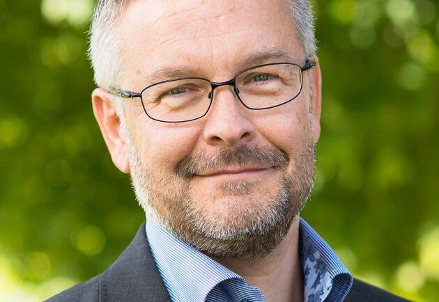 Magnus Kangas tar över som chef för Ortvikens pappersbruk.