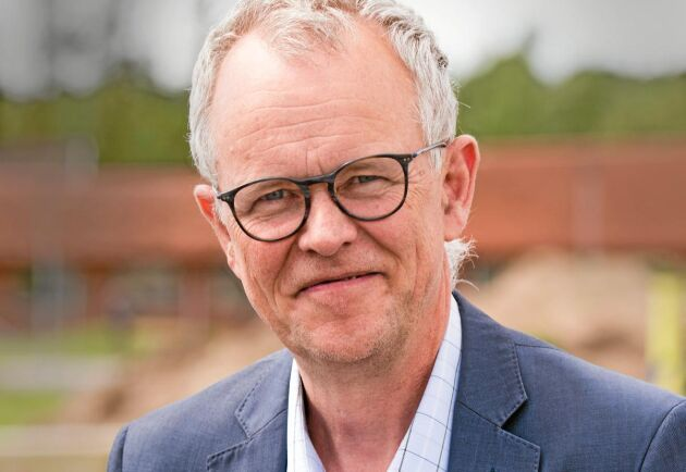 Hans Berggren, koncernchef Sveriges Stärkelseproducenters Förening.