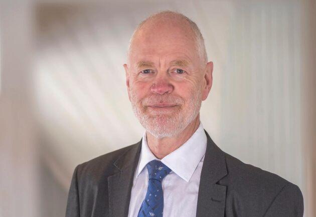 – Vi ser problemet, jobbar med det och ser lösningar, säger Björn Lyngfelt om tillgången på arbetskraft till sommarens planteringar.