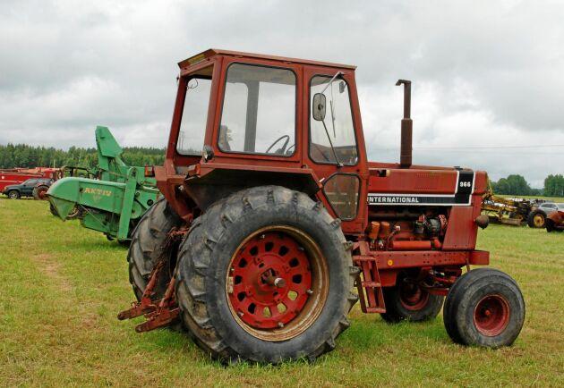 Museum. Tvåhjulsdriften fungerar fortfarande bra till vissa arbetsuppgifter men fyrhjulsdriften har tagit över som standard.