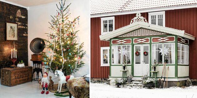Gammeldags jul i Småland – vilken idyll!