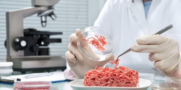Därför tvekar forskare om labbodlat kött