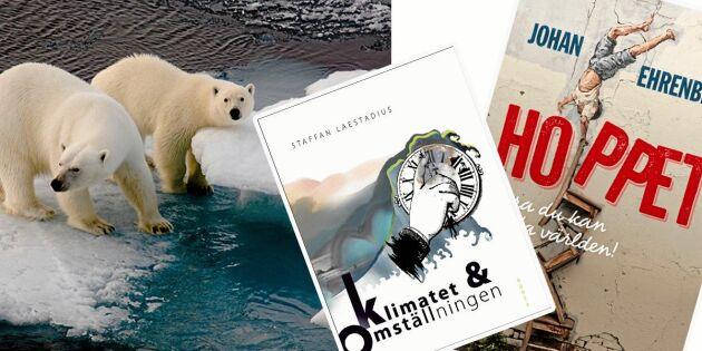 Julklappstips: 5 böcker om klimatet till den nyfikne
