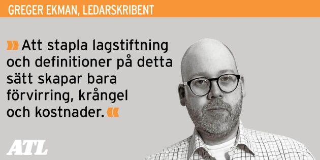 EU försämrar för svenskt skogsbruk
