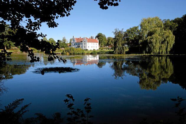 Wanås Slott utanför Knislinge med anor ända från 1400-talet.
