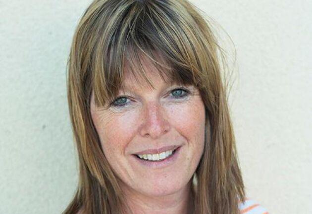 Susanna Jordán jobbar med matchning av nyanlända mot behoven av arbetskraft inom lantbruket i Örebro län.