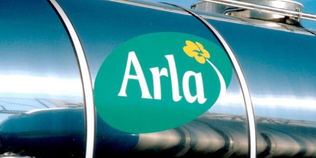 Arla lägger ned i Boxholm – osttillverkningen flyttas till Östersund