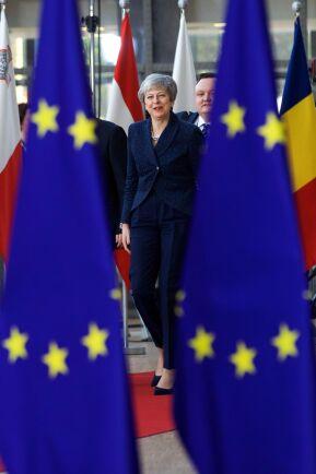 Brittiska premiärministern Theresa Mays plan var att skjuta fram utträdesdatumet ända till den 30 juni.