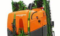 Ny buren Amazone-spruta rymmer 1 600 liter