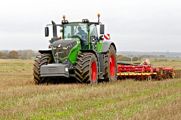Fendt är senast ut i raden att tillåta HVO i sina traktorer.