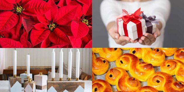 Exklusivt LRF-material:Lands bästa julartiklar