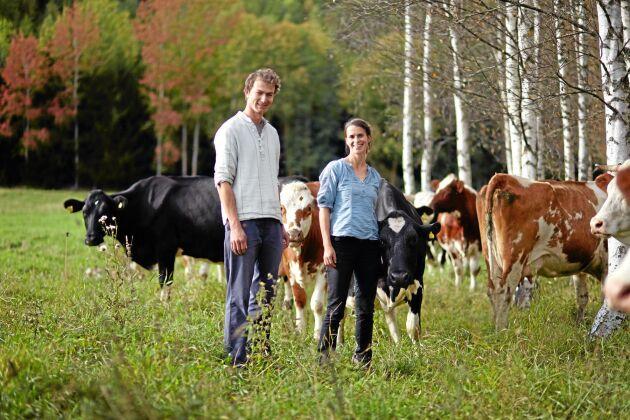 Ullberga gård är en nystartad biodynamisk gård som ligger avskilt vid sjön Långhalsen i Nyköping. Här ryms 35 kor på totalt 120 hektar. På Ullberga har man ett helhetstänkande i alla led och är till exempel självförsörjande på energi genom solfångare utplacerade på gården. Bönder på gården är Job Michielsen och Cecile Jongers.