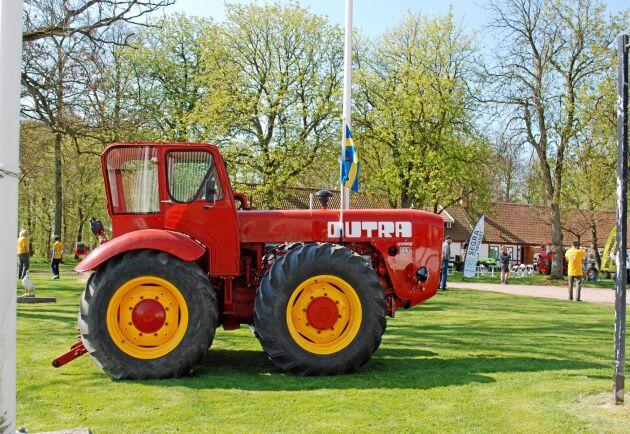 På Simmelsberga har Dutran från Ungern haft en plats sedan 1960-talet då man började importera och sälja märket.