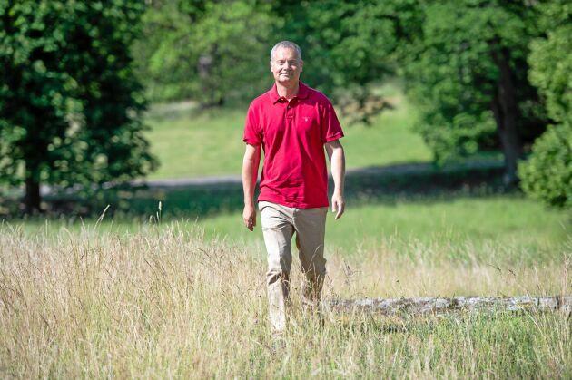 De gröna näringarna är i centrum för hela samhällets omställning till fossilfritt, förklarar Johan Kuylenstierna.