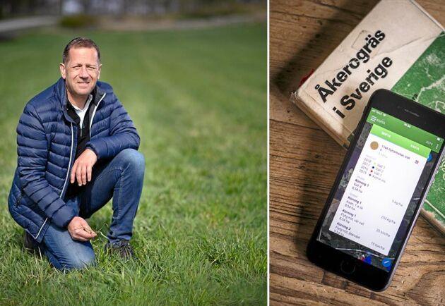 Per-Anders Andersson har lång erfarenhet med att hjälpa lantbrukare med SAM-ansökningar och gillade jobbet under många år. Men när landsbygdsprogrammet 2015 kom försvann arbetsglädjen och han var nära att gå in i väggen.