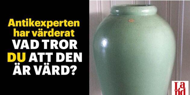 Vad kan den gröna urnan kosta?