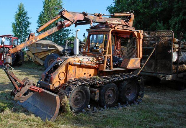 Bamse behövdes när folk i skogsbygderna började flytta till staden och de nya jobb som växte fram där. Hästarna som var mer arbetskrävande blev utkonkurrerade av skogsmaskinen.