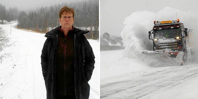 """Snöröjningskaos att vänta i vinter: """"Myndigheterna ignorerar oss"""""""