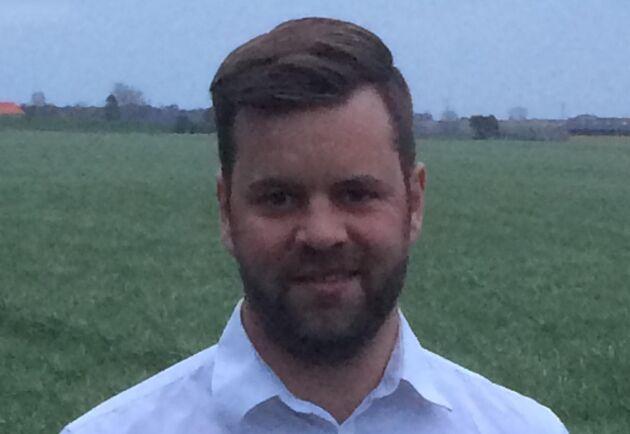 Troels Prior Larsen företräder Danmarks fröodlare som ordförande på Landbrug och Fødevarers frösektion tror att coronakrisen kommer bidra med tuffare tider för landets fröodlare.