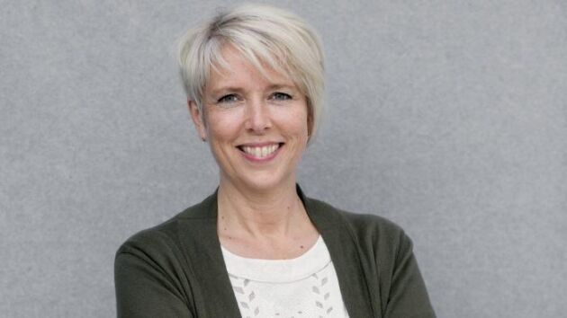 Helena Jonsson, ordförande i Lantbrukarnas Riksförbund, LRF.
