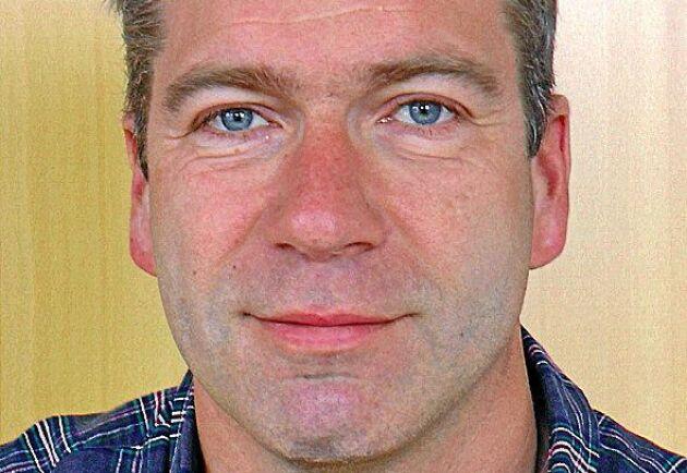– Vi har fått helt ändrade förutsättningar och måste bromsa och se vad pengarna räcker till, säger Johan Åberg.