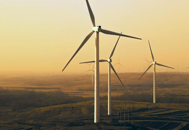 Investeringar i utbyggnad av förnyelsebar energi är ett bra sätt att klimatkompensera.