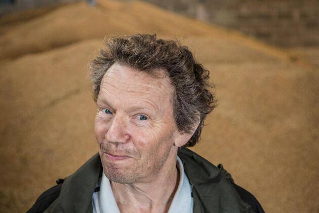 Björn Folkesson, råvaruexpert och lantbrukare.