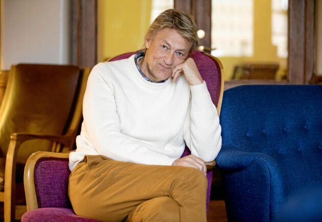 Lars Lerin har fångat svenskarnas hjärtan med såväl sin konst som sin personlighet.