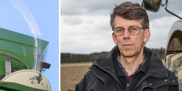 Hör gödselsnurrorna hemma i precisionsjordbruket?