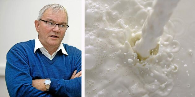 Säkrad tillgång på mjölkexperter