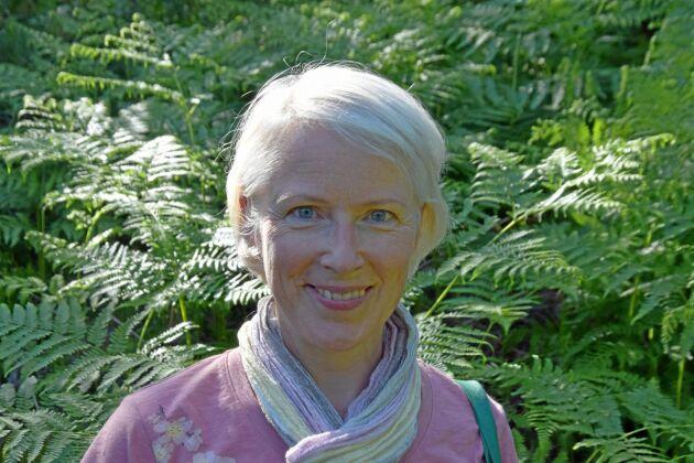 Kerstin Dafnäs, Spillkråkan: – Vi som är med här är både lika och olika. Men här finns stor samlad kunskap som vi delar med oss av så att fler får nytta av den. Skogsbrukandet är också ett ensamt företagande och då kan man behöva ett energitillskott.