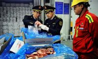 Dryg fördubbling av fläskimporten till Kina