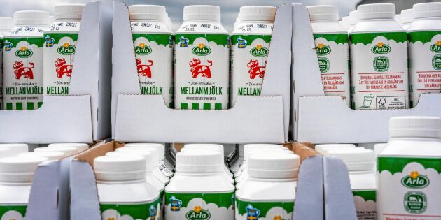 Priset på mjölk höjs i butiken – pengarna går till bönderna