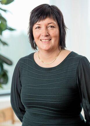 Petra Einarsson, VD för Billerud Korsnäs.