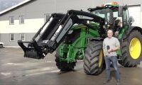 Krav på färdskrivare i nya Traktor B