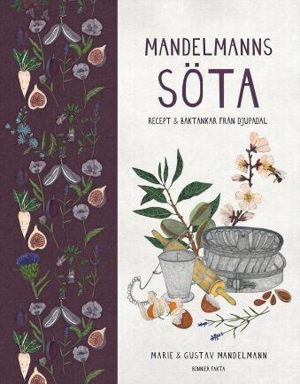 """""""Mandelmanns söta"""" – en av flera böcker som Gustav och Marie Mandelmann har producerat."""