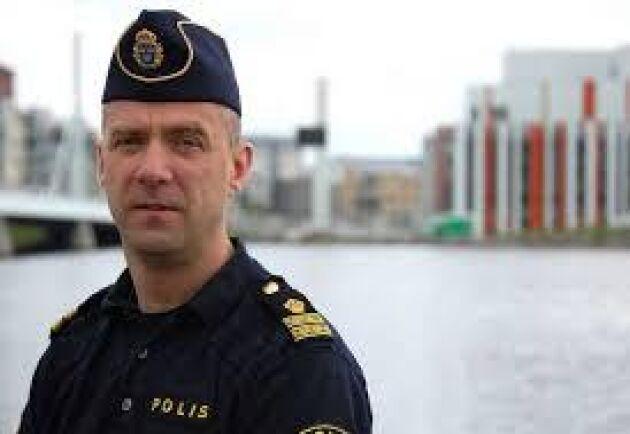 Björn Dahlbäck, polis verksam i polisområde Jönköping, berättar att det polisen generellt sett prioriterar stölder som har inträffat i hemmet.